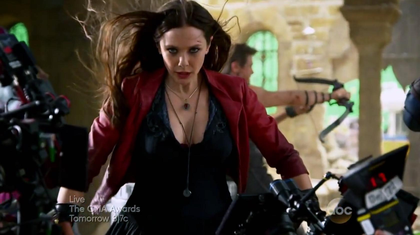 x files scarlet witch